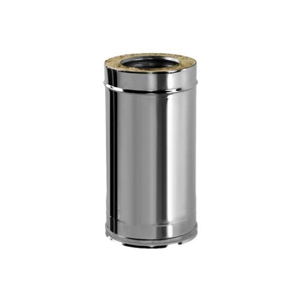 Труба V50R L500 D115/215, нерж 321/304 (Вулкан)