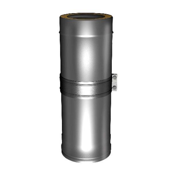 Труба телескопическая V50R L250 D130/230, нерж 321/304 (Вулкан)