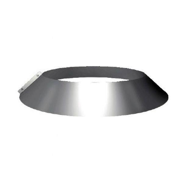 Юбка на трубу V50R D130/230, нерж 304 (Вулкан)