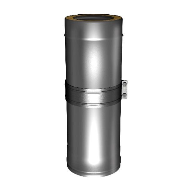 Труба телескопическая V50R L250 D160/260, нерж 321/304 (Вулкан)