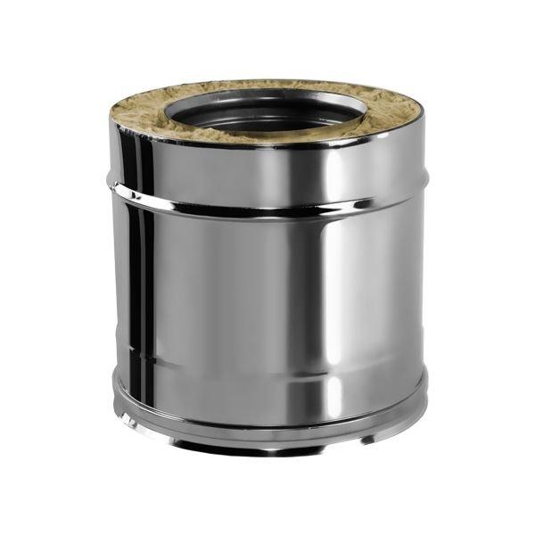 Труба V50R L250 D160/260, нерж 321/304 (Вулкан)