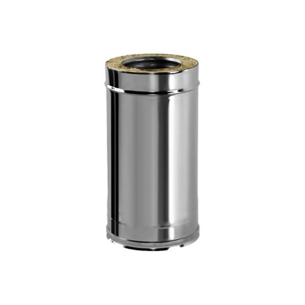 Труба V50R L500 D160/260, нерж 321/304 (Вулкан)