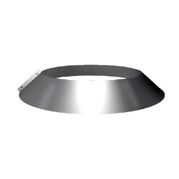 Юбка на трубу V50R D160/260, нерж 304 (Вулкан)