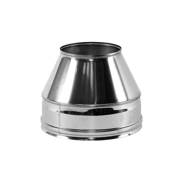 Конус Факел V100R D104/300, нерж 321/304 (Вулкан)