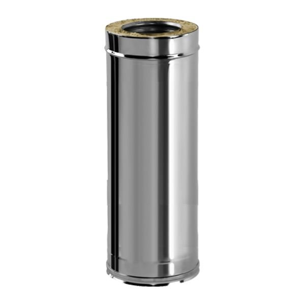 Труба V100R L1000 D130/330, нерж 321/304 (Вулкан)