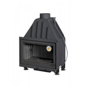 АЛЬФА 700 TB с теплообменником черный шамот