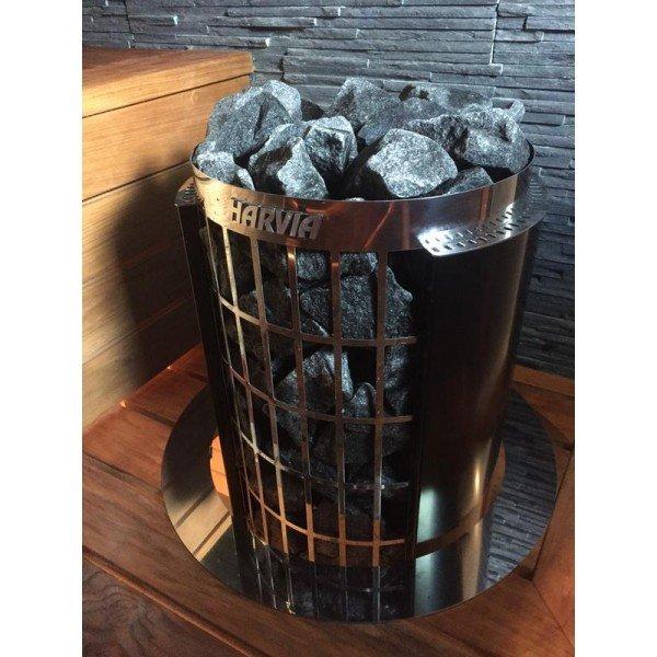 Электрическая печь Harvia Cilindro PC90HE Black
