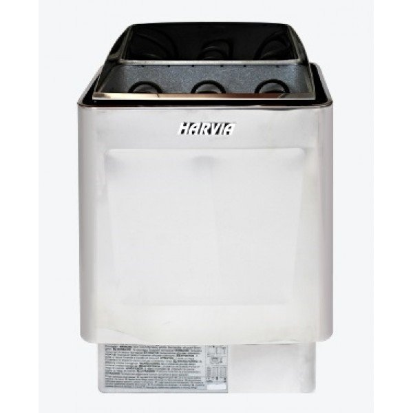 Электрическая печь Harvia Trendi KIP-80E Steel