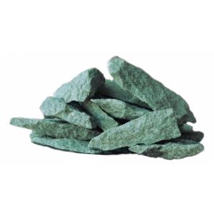 Камни для бани Жадеит не калиброванный, колотый (10кг)