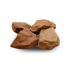 Камни для бани Яшма (ведро 10 кг)