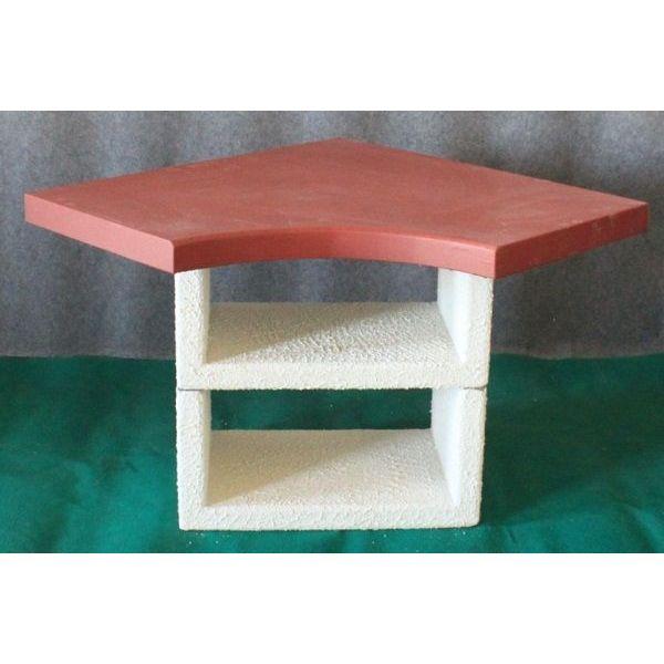 Угловой столик АФИНА