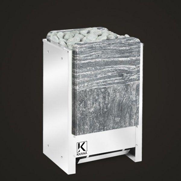 Электрическая печь KARINA Tetra 10 Кварцит
