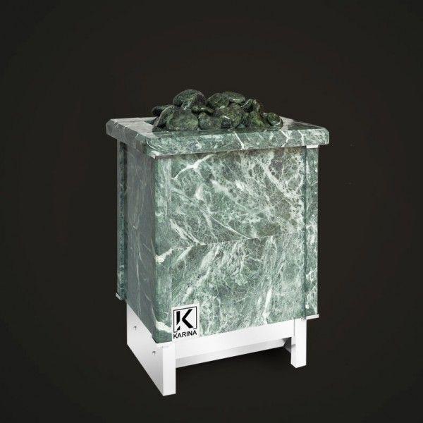 Электрокаменка KARINA Quadro 9 mini Змеевик