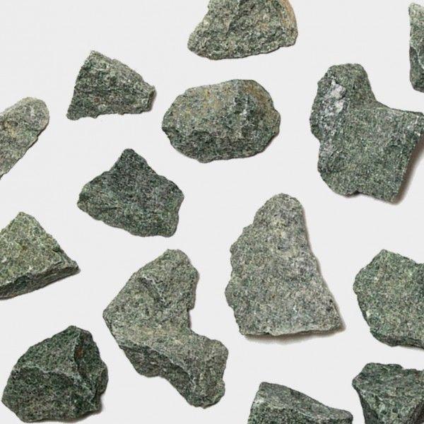 Камни для бани Жадеит колотый (10кг)