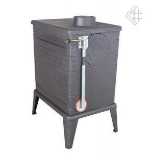 Чугунная печь Kratki Koza/K10 (термостат)