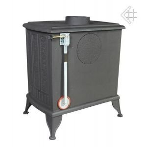 Чугунная печь Kratki Koza/K6 (термостат)