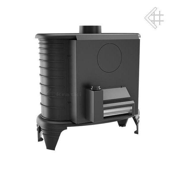 Чугунная печь Kratki Koza/K8 (турбина)