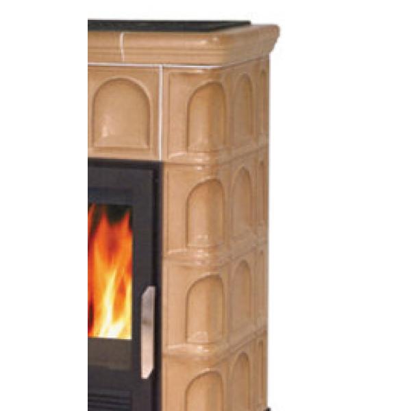 Керамическая печь BRITANIA K, с теплообменником