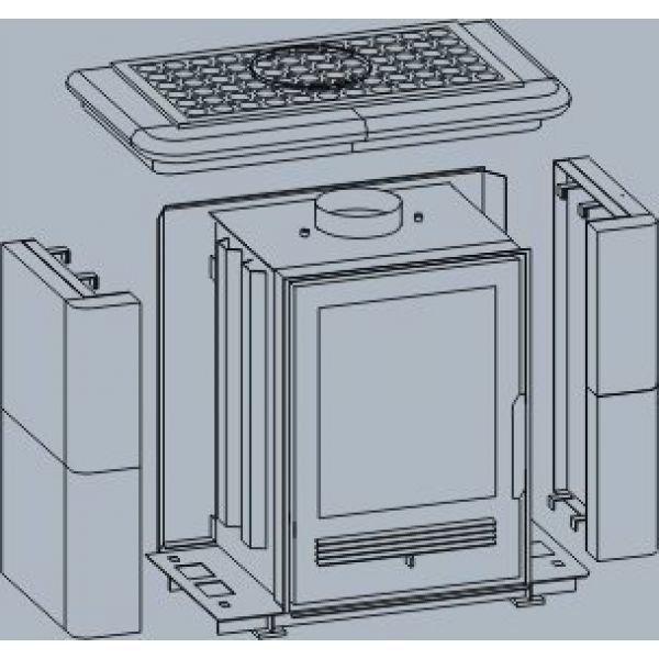 Керамическая печь Bavaria K