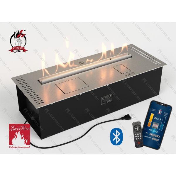 Биокамин Good Fire 700 RC INOX