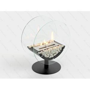 Напольный биокамин Lux Fire Коллина