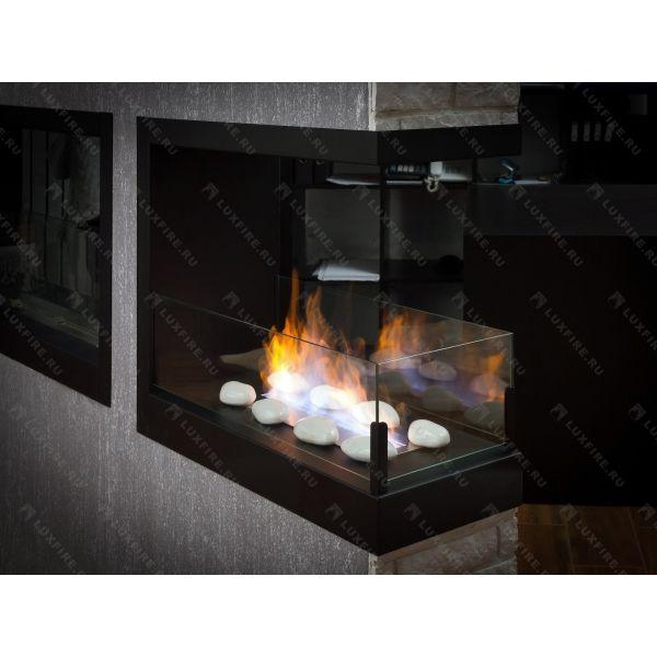 Биокамин Lux Fire Торцевой 490 S
