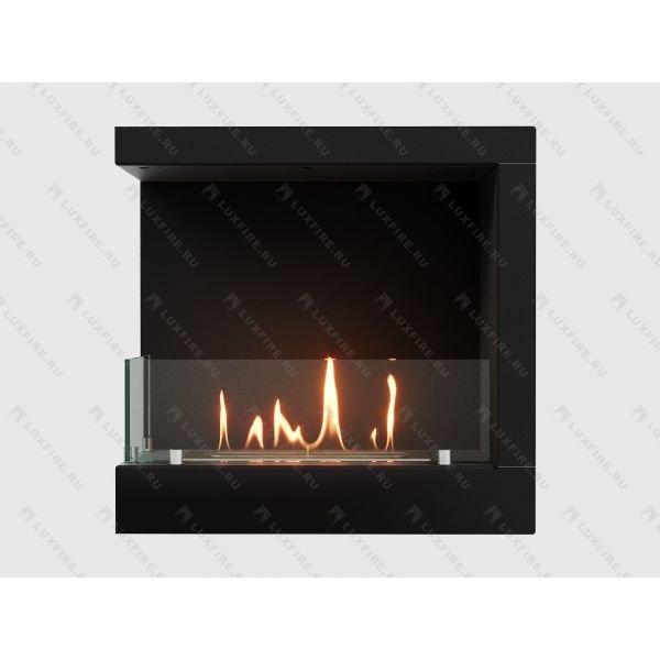 Биокамин Lux Fire Угловой 490 S (левый угол)