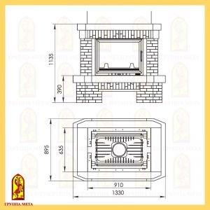 Пантеон DF 700