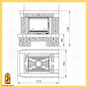 Пантеон DF 800