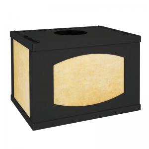 Печь-Камин Мета Модуль теплонакопитель