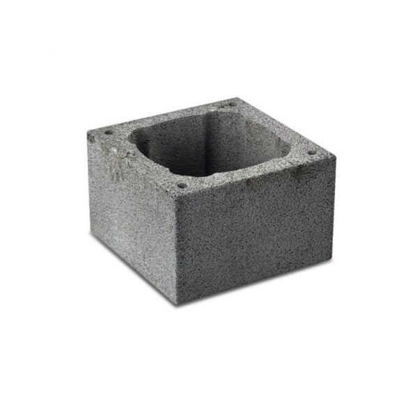 Наружный блок дымохода D140