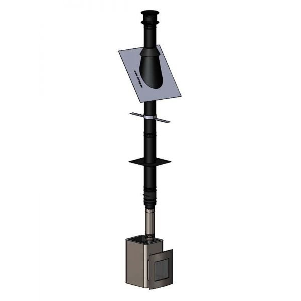 Дымоход Permeter 25 - комплекты для бани