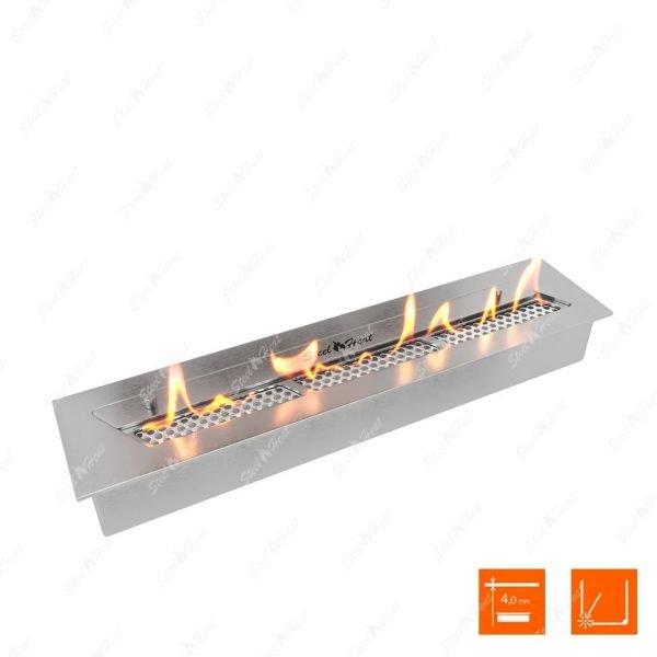Биокамин SteelHeat IN-LINE 500 (топливный блок)