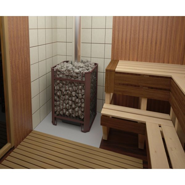 Банная печь Тамань-Сетка-10 Т