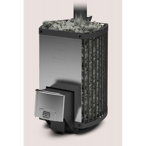 Банная печь Домна-Сетка-20 ЛК