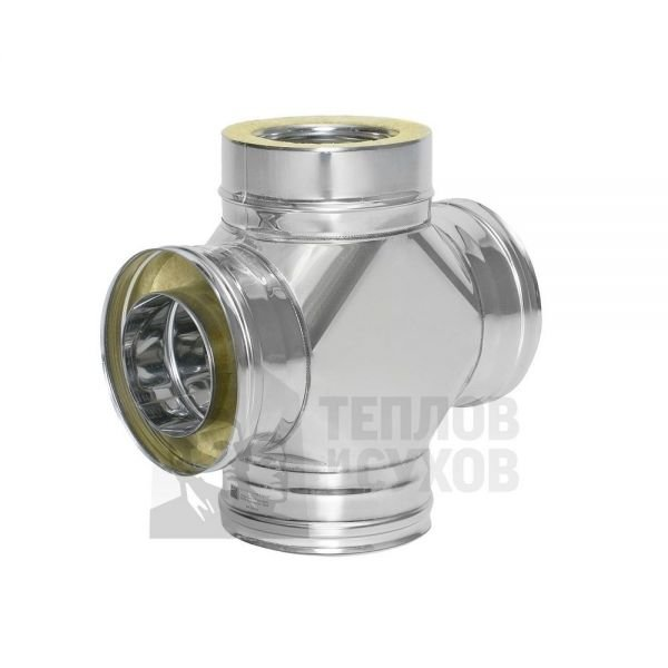 Четверик Термо ЧТ-Р 304-0.8/304-0,5 D150/250 с хомутом