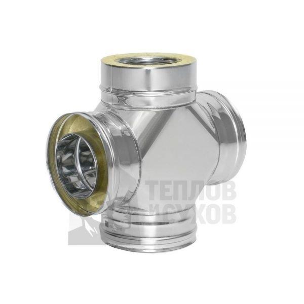 Четверик Термо ЧТ-Р 304-0.8/304 D120/220 с хомутом