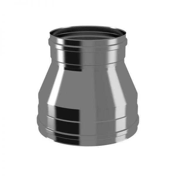 Конус Термо КТ-Р 316-0.5/304 D110/180 с хомутом