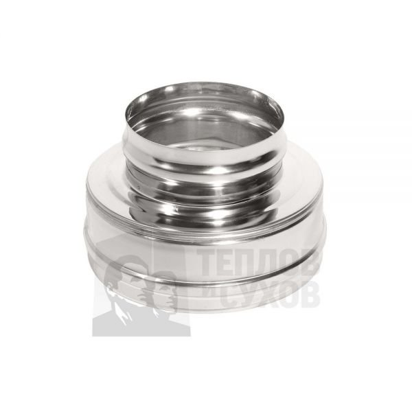 Конус Термо КТ-Р 316-0.5/304 D120/180 М с хомутом