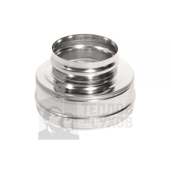 Конус Термо КТ-Р 444-0.5/304 D130/190 М с хомутом