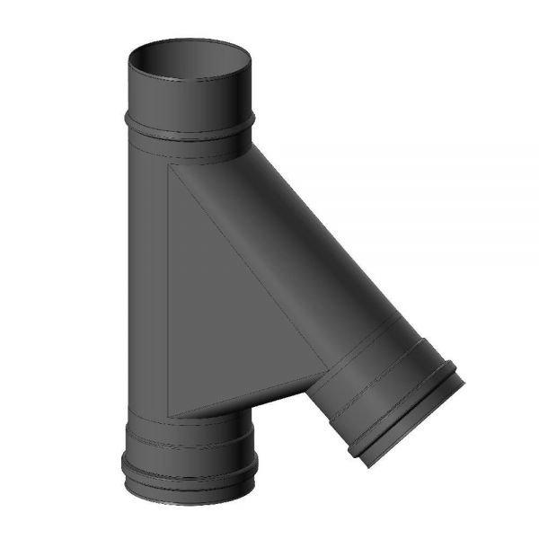 Тройник 45* ТРМ(М)-Р 430-0.5 D160 (Д)
