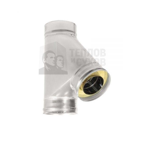 Тройник Термо 45* ТРТ-Р 430-0.5/Оц. D250/310
