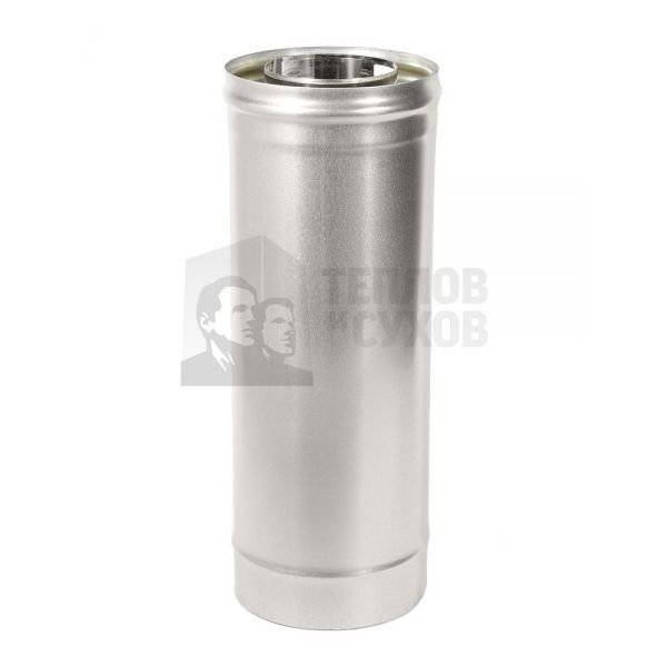 Труба Термо L 500 ТТ-Р 430-0.5/Оц. D120/180