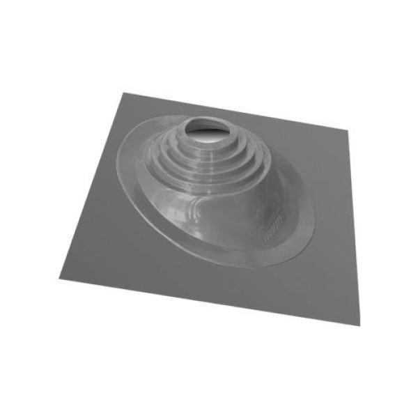 Уплотнитель кровельный RES №1 силикон 75-200 угл. серый (RR40)