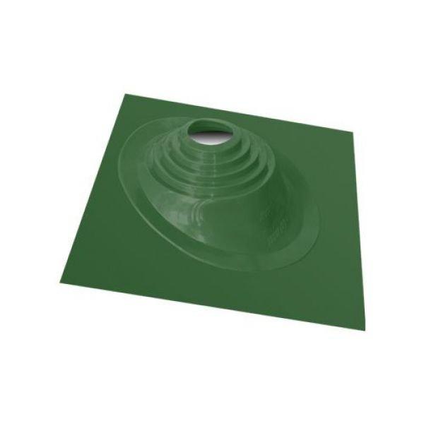 Уплотнитель кровельный RES №1 силикон 75-200 угл. зелёный (RR11)