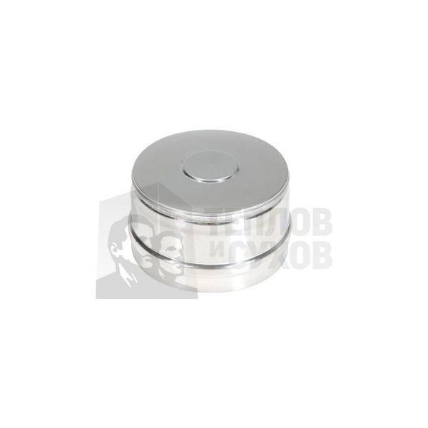 Заглушка ревизии моно ЗРМ-Р 304-0.5 D120 М