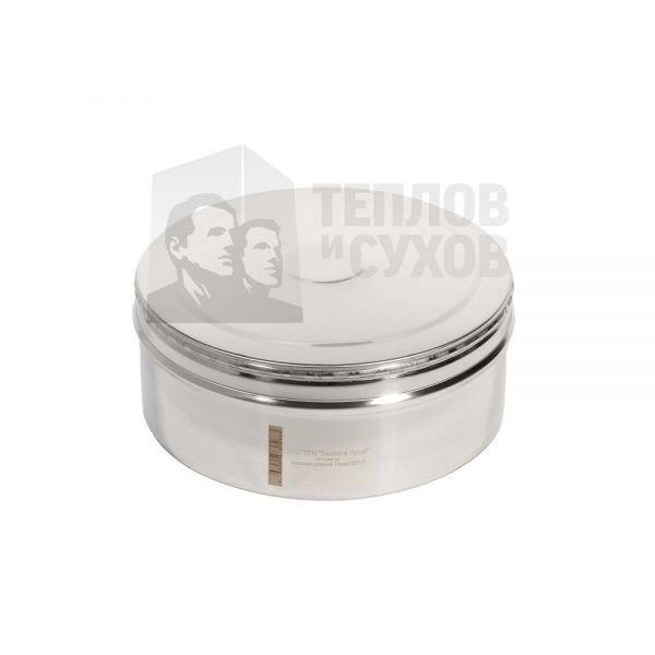 Заглушка ревизии Термо ЗРТ-Р 304-0.5 D240 М
