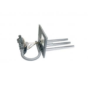 Банная печь Газовая горелка Везувий АВТОМАТИКА САБК-3ТБ 4 П (19 кВт)