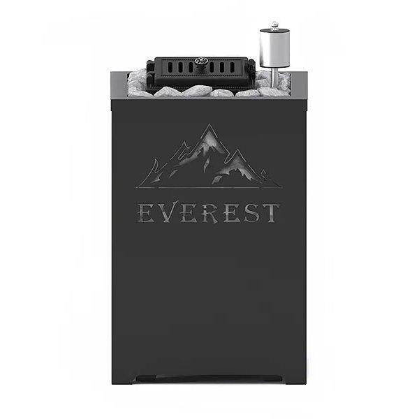 Кожух  для банной печи Эверест INOX 25 «ГОРЫ»